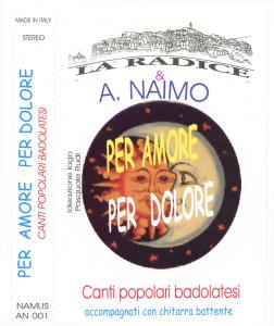 Andrea Naimo e La Radice - Canti badolatesi