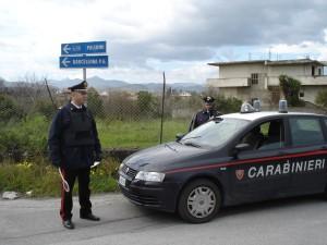 Merì (Me): due persone denunciate dai Carabinieri.