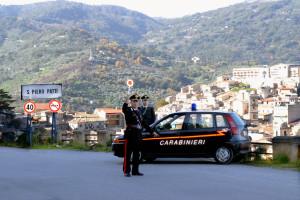 Carabinieri San Piero Patti