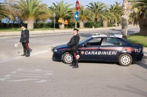 Sant'Agata di Militello (Me): I Carabinieri arrestano un 26enne per violazione di domicilio.
