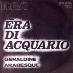 ERA D'ACQUARIO - RCA 1973 Arabesque
