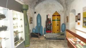 FORTE CAVALLI  Museo