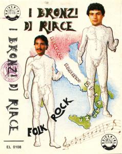 I BRONZI DI RIACE folk rock