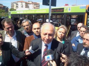 Bus Rapido: il sindaco annuncia nuove linee di Brt per altre zone della Città.