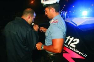Capo d'Orlando (Me): 19enne denunciato dai Carabinieri per guida in stato di ebbrezza.
