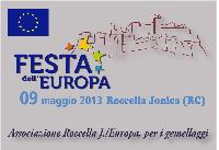 """Il 9 maggio a Roccella Jonica (Rc) la """"Festa dell'Europa"""""""