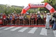 """Domenica 21  lo svolgimento della 6a Maratona Internazionale """"Antonello da Messina"""".  Viabilità e bus."""