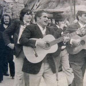 gruppo di seretate Badolato 1975