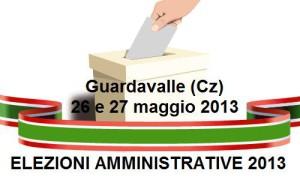 Guardavalle (Cz). Tre le liste per le amministrative 2013. Tutti i nomi dei candidati.