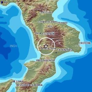 terremoto sila