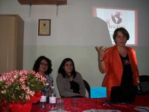 Guardavalle M.na: 'Mondo Rosa' ha discusso di violenza in genere.