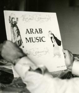LP Arab Music 1974