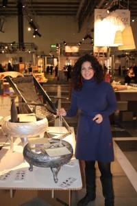 Lucy Al Macef di Milano 2013