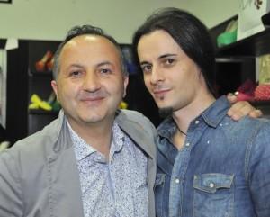 Peppe Stramandino e Joe Berté