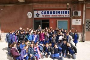 I Carabinieri di Petilia nelle scuole : incontri sulla legalità con 600 ragazzi