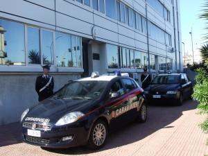 carabinieri esterno caserma
