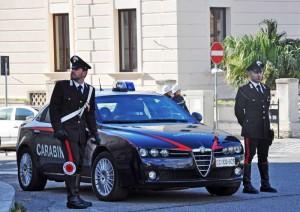 carabinieri posto blocco 3