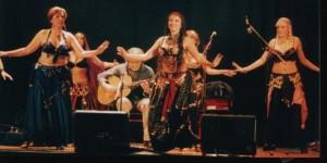 claudio sambiase in concerto con nurya