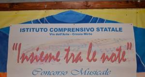 crosia logo concorso musicale
