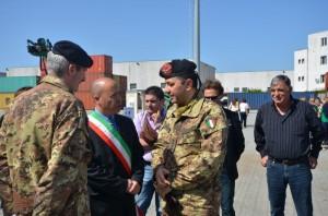 Continua l'attività dei Militari, impiegati con le Forze dell'Ordine, in sicilia e Calabria.
