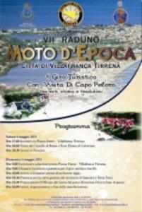 Messina. Nel fine settimana raduno di moto d'epoca.