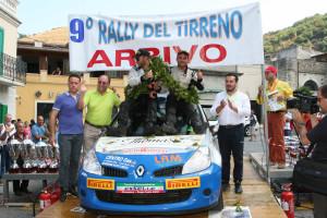 """Saponara (Me): pronta la decima edizione del """"Rally del Tirreno""""."""