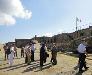 Domenica 9 giugno a Forte Cavalli dalle 10 alle ore 12.30. Ultima apertura prima del periodo estivo al Museo della Fortificazione