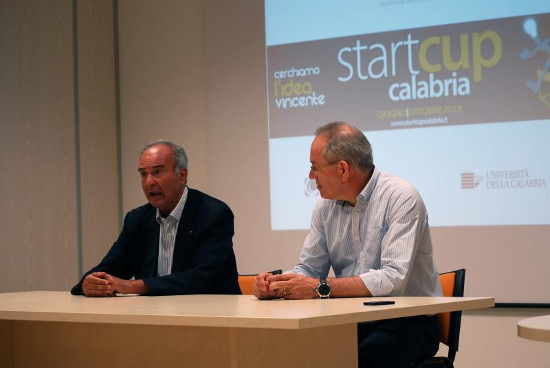 Ai nastri di partenza la Start Cup Calabria 2013