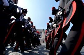 Catanzaro:Santa Messa in onore della Virgo Fidelis Patrona dell'Arma dei Carabinieri,