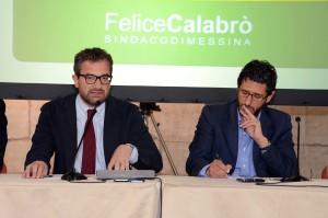 """Incontro sul tema:  """"La città dello sviluppo. Quali risposte alla crisi economica e finanziaria del Comune di Messina"""""""