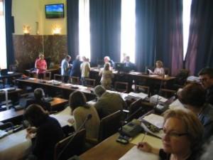 Messina. L'Ufficio Centrale Elettorale sta ancora verificando i voti dei candidati al consiglio comunale.