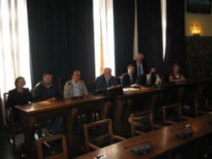 Messina. Amministrative 2013: insediato a Palazzo Zanca l'Ufficio Centrale.