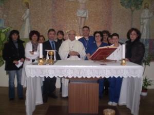 """Chiaravalle C.le.Convegno """"Scacco matto al dolore"""".Organizzato dalla U.O.Riabilitazione ospedale San Biagio."""