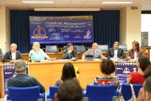 """Conferenza stampa presentazione """"I Tesori del Mediterraneo"""" 2013"""