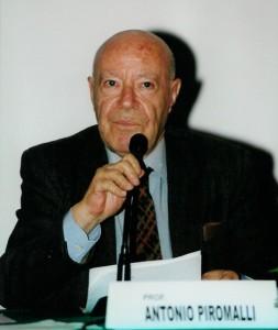 Antonio Piromalli 2001