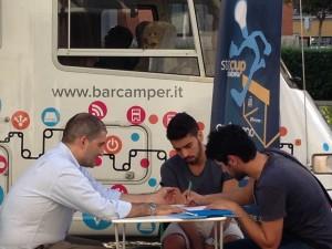 Start Cup Calabria 2013: sono 66 le idee d'impresa raccolte dal Barcamper. Ecco le 40 che proseguono verso il TechMeeting