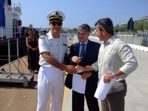 """Conclusa la quarta edizione della """"Mini crociera nello Stretto di Messina"""""""