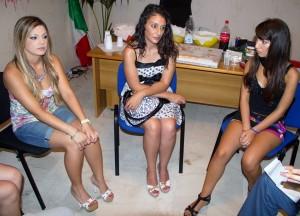 Giusy Muffari,Nadia Calderone,Antonella Rizzo