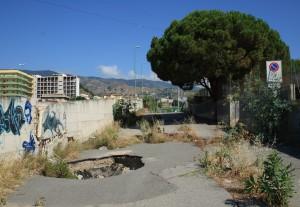 """II Circoscrizione. Se ne è parlato in consiglio: """"Strada arginale torrente san Filippo"""". Terranova precisa."""
