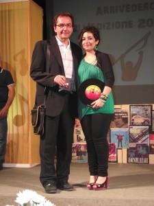 Ramona Parisse premiata
