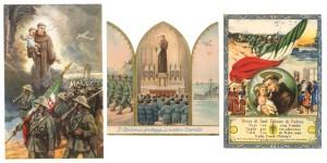 Pro Loco Soveria Mannelli: I militari scelsero Antonio di Padova quale santo a cui votarsi.
