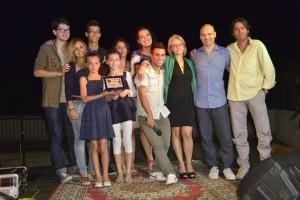 The Voices vincitori, organizzatori e presentatore
