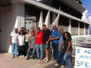 Messina. L'Amministrazione comunale incontra 12 dipendenti dell'Ente Fiera.