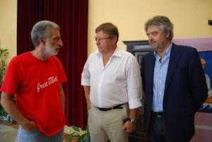 Incontro a Palazzo Zanca con i vertici dell'ACR Messina.