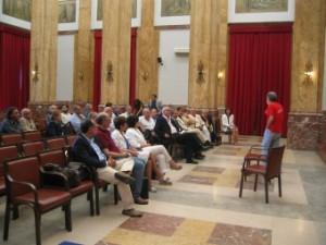 Il sindaco Accorinti ha incontrato i Dirigenti di Palazzo Zanca
