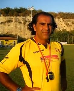 E' ufficiale, Francesco Galati nuovo allenatore dell'A.S. Roccella