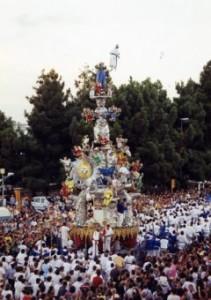 Messina. La viabilità per la processione della Vara. Adibito uno spazio a Largo Minutoli per le persone disabili.