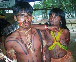 Brazilian-Indians
