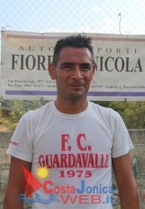 Presentazione dell'FC Guardavalle che milita in Eccellenza Calabrese.