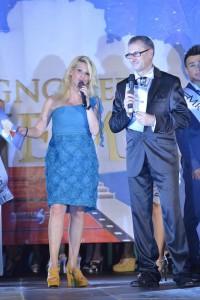 Lucia Aparo e Pino Giacchi